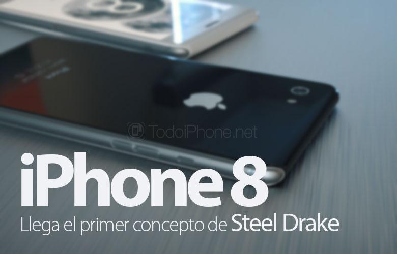 iPhone-8-Concepto-Steel-Drake
