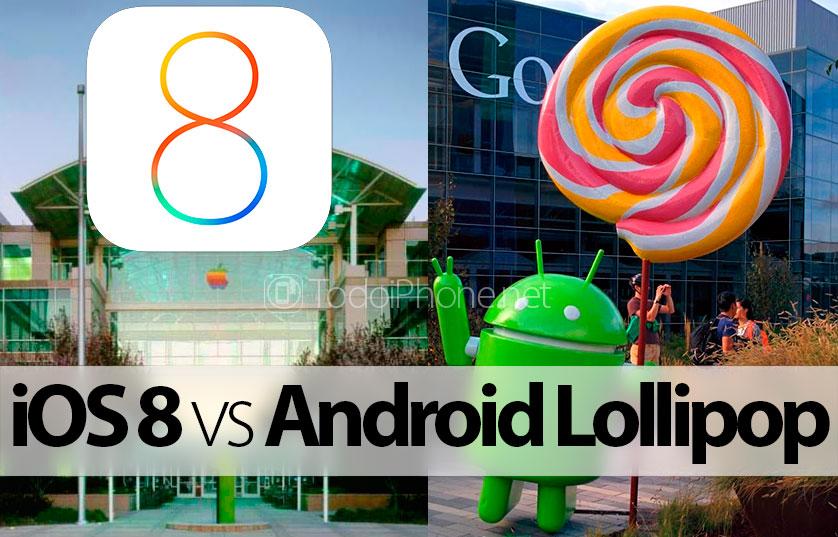 ios-8-android-lollipop-comparativa