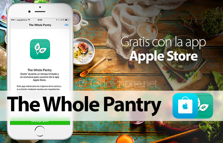 The-Whole-Pantry-Gratis-Apple-Store