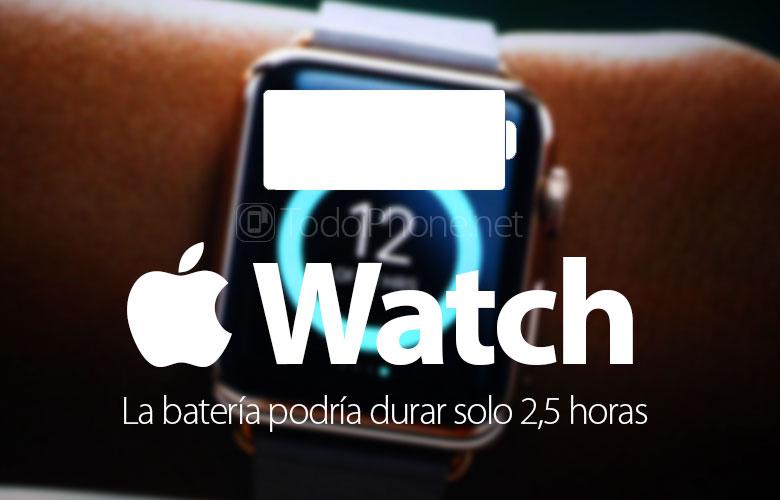Apple-Watch-bateria-podria-durar-2-horas