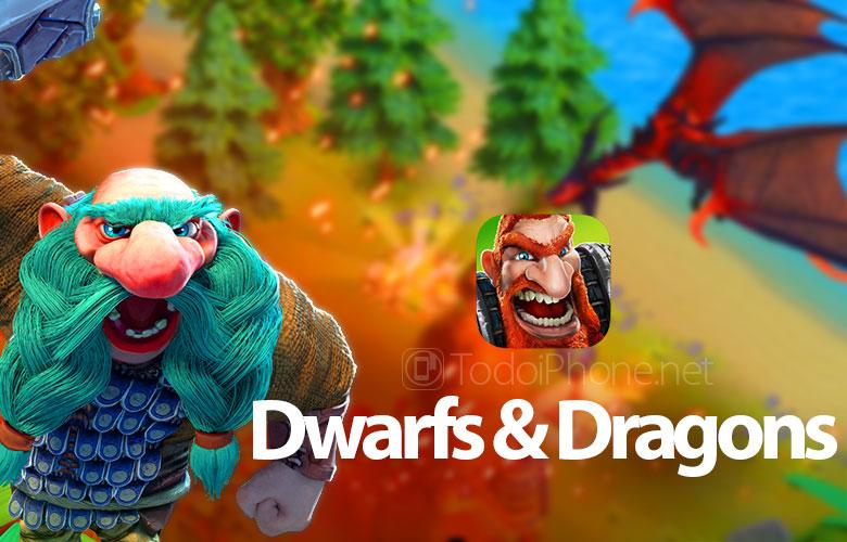Dwarfs-Dragons-juego-gratis-iphone-ipad