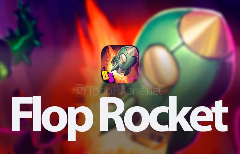 Flop-Rocket-juego-iPhone-iPad