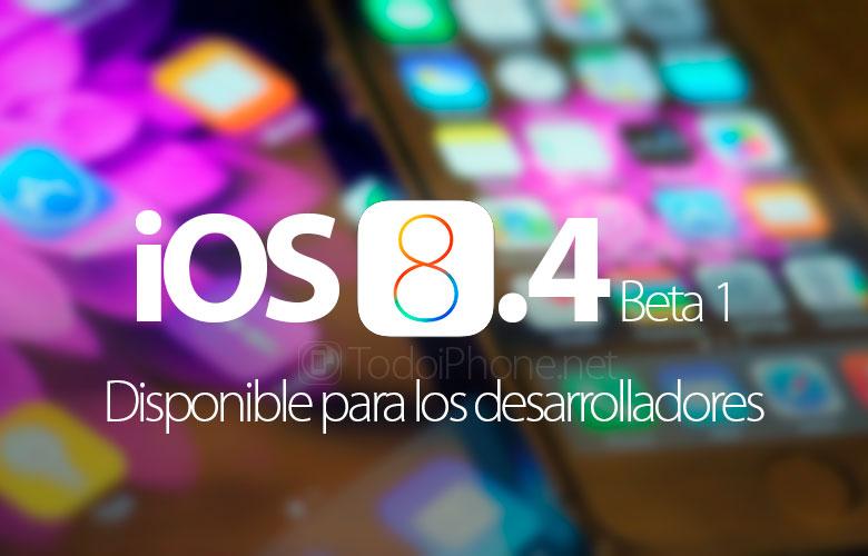 iOS-8-4-beta-1-disponible-iphone-ipad