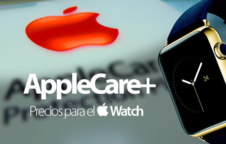 precios-applecare-apple-watch