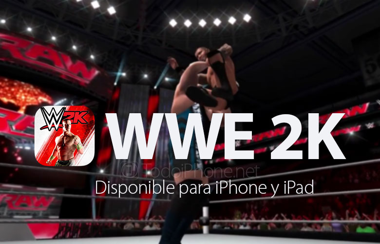 wwe-2k-disponible-iphone-ipad