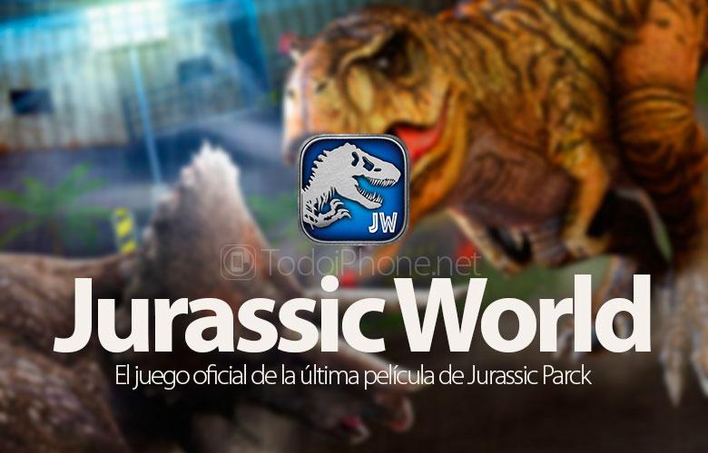 jurassic-world-juego-iphone-ipad