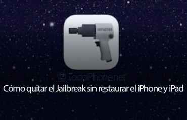 como-borrar-quitar-jailbreak-sin-restaurar-iphone-ipad