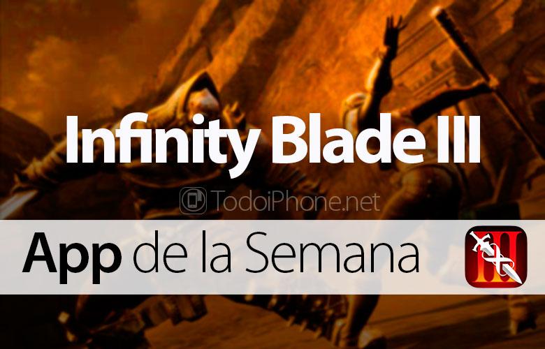 infinity-blade-III-app-semana