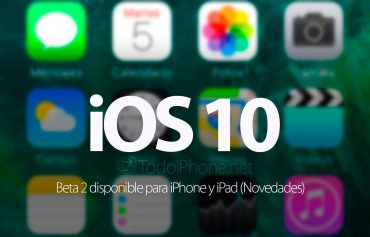 ios-10-beta-2-disponible-novedades