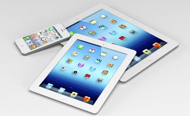iPad - iPad mini - iPhone 5