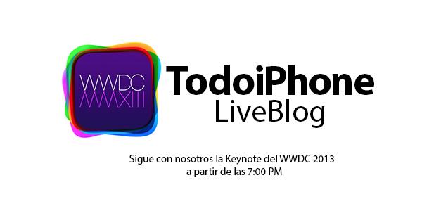 WWDC 2013 - TodoiPhone LiveBlog