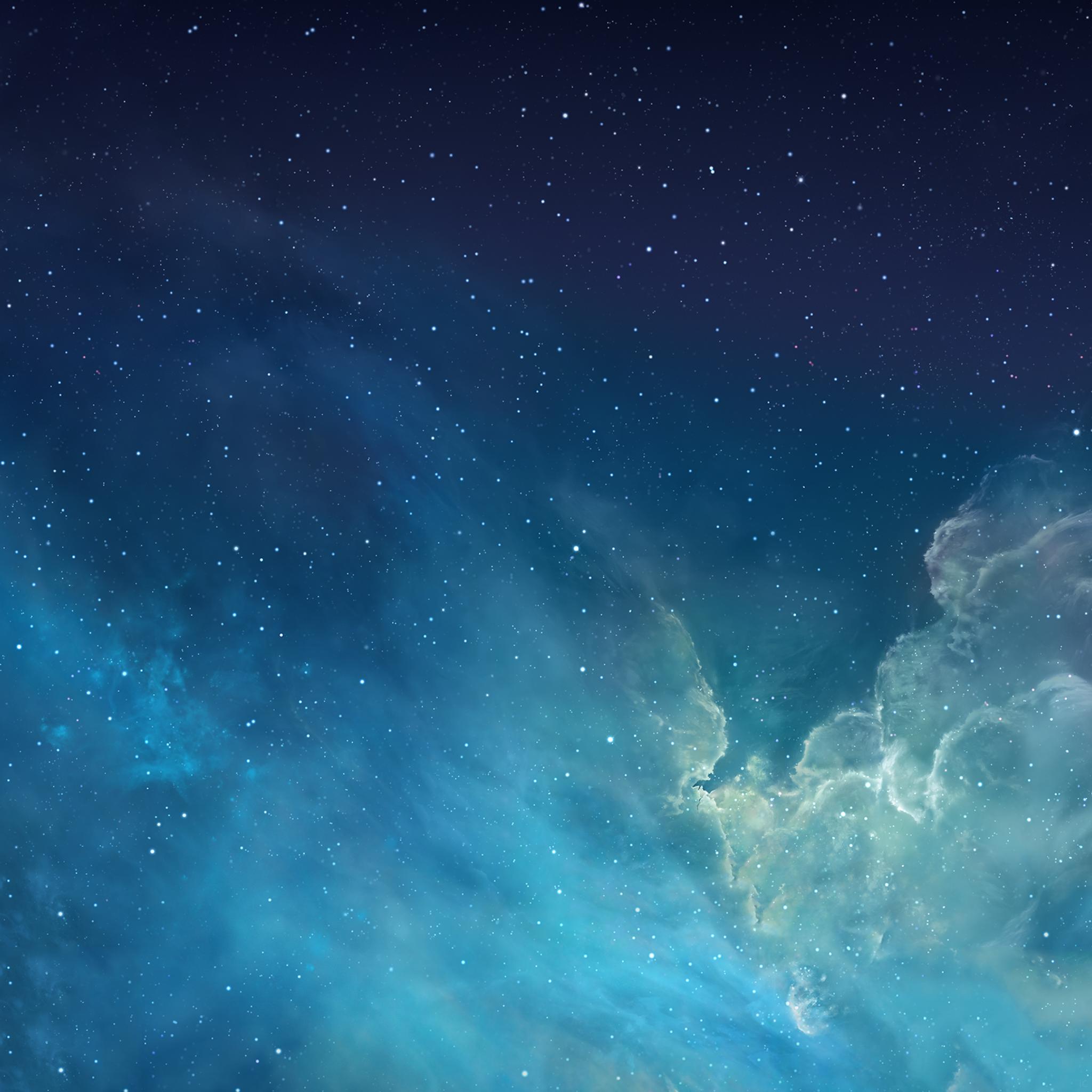 iOS 7 iPad Wallpaper 1