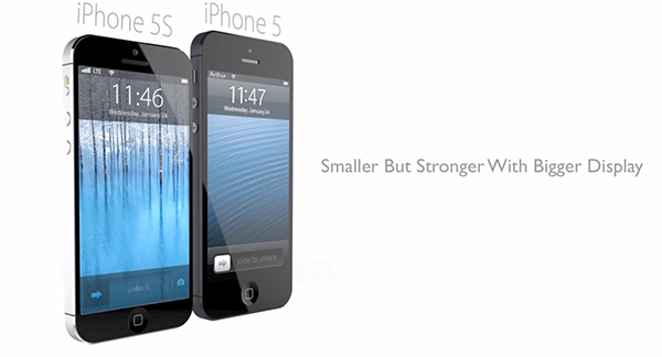 iPhone 5S Concept - Ran Avni