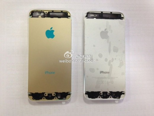 iPhone 5S Oro - 2