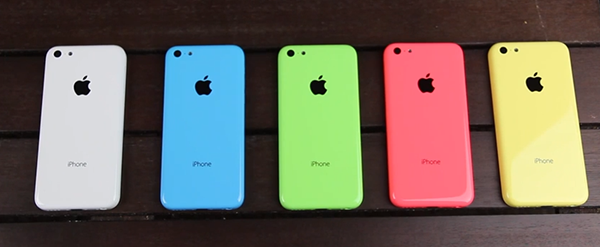 iPhone 5C - Unboxing de las Coloridas Carcasas