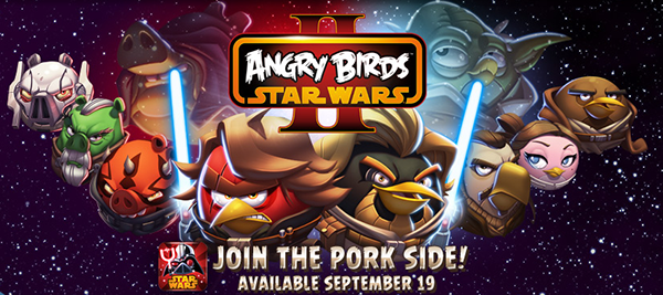 Angry Birds Star Wars II - screentshot 1