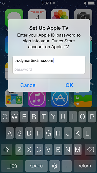 Configurar Apple TV con dispositivos iOS - 6