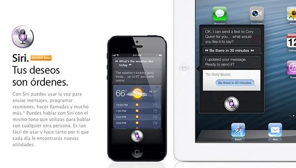 Siri iOS 6 Beta