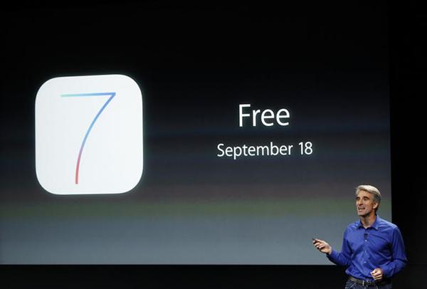 iOS 7 Fecha Lanzamiento
