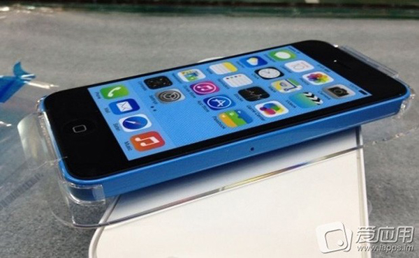 iPhone 5C Azul Vídeo