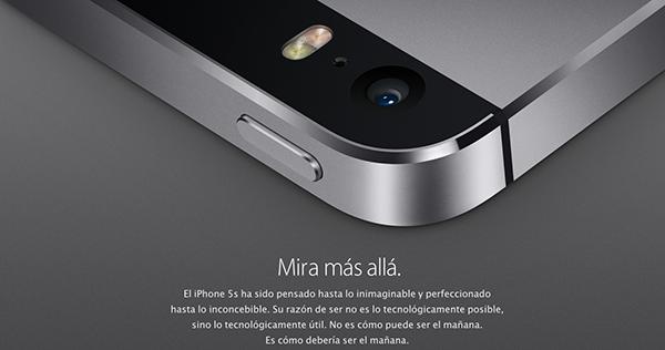 iPhone 5S Oficial - Camara