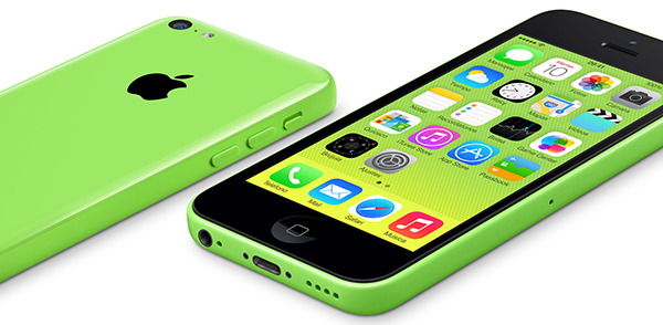 iPhone 5c backover
