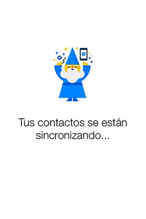 Facebook Messenger - Sincronizacion