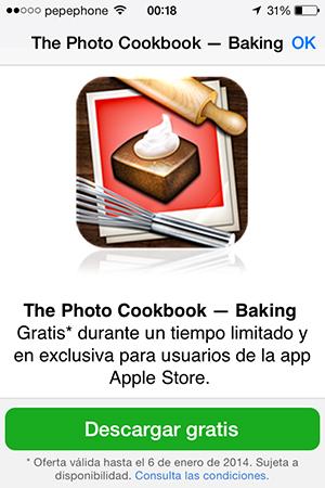 Foto Recetario – Pan Repostería - App Apple Store - 1