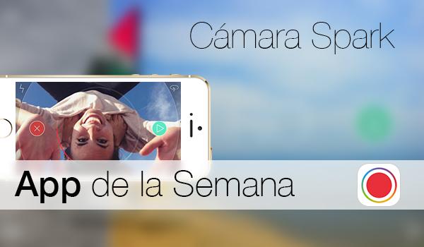 App de la Semana - Camara Spark