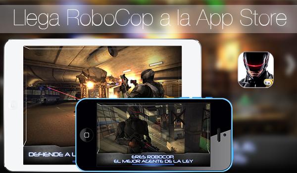 RoboCop App Store