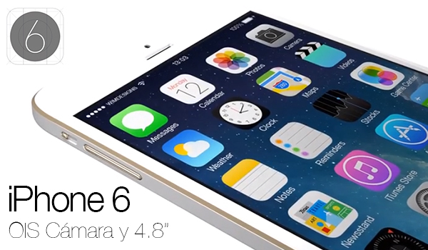 iPhone 6 OIS Camera - Concepto