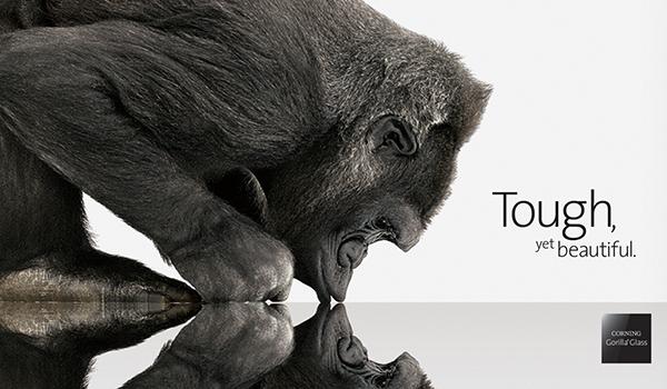 iPhone Gorilla Glass