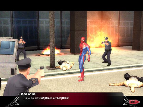 The Amazing Spider-Man - Screenshot 15