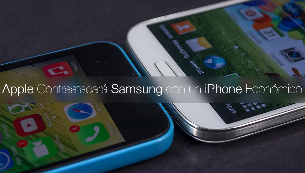 Apple Samsung iPhone Economico