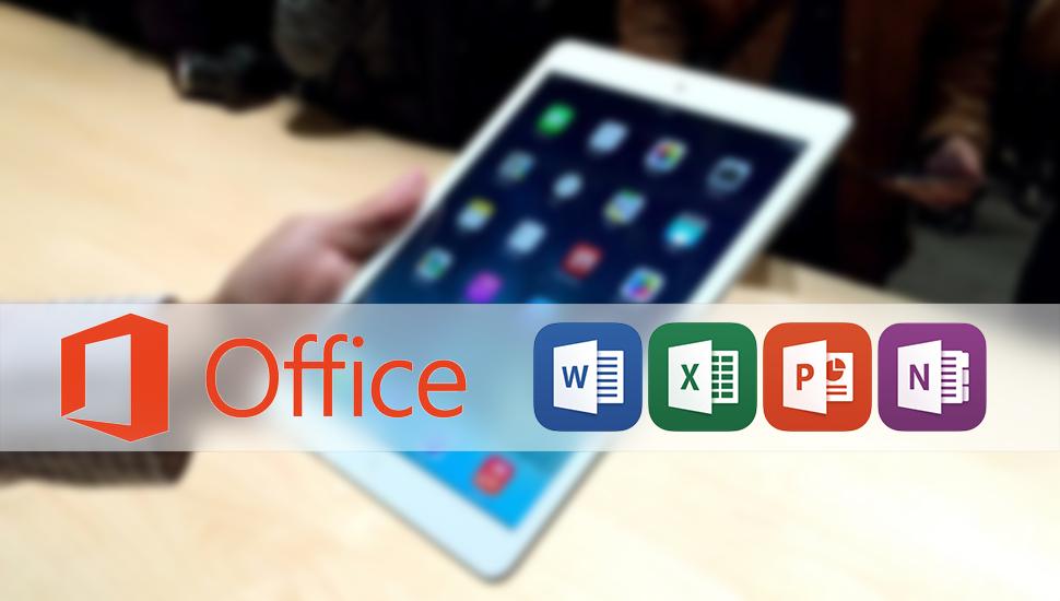 Office iPad App Store