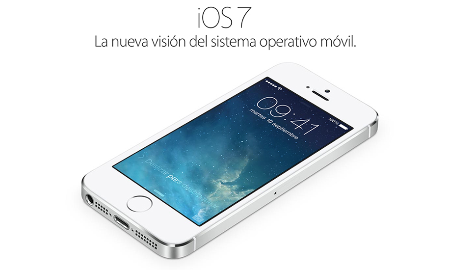 iOS 7 iPhone iPod touch iPad