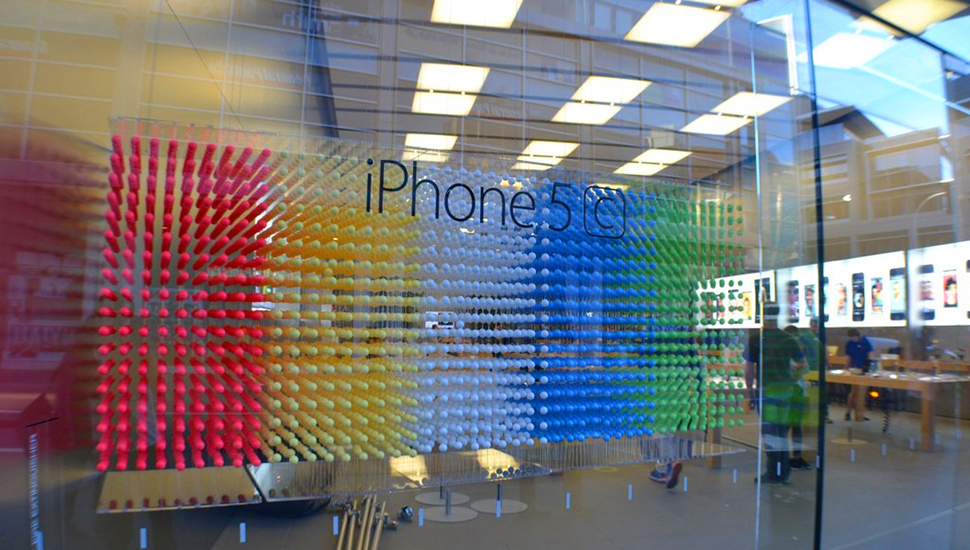 iPhone 5c Apple Store