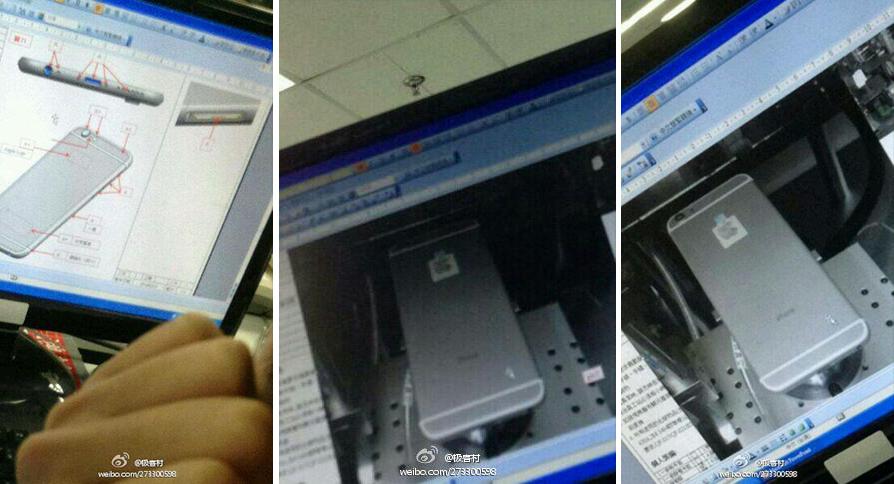iPhone 6 Fotos Fabrica
