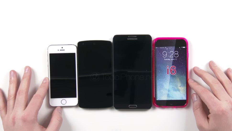 Carcasa-iPhone-6-vs-iPhone-5s-Nexus-5-Note-3