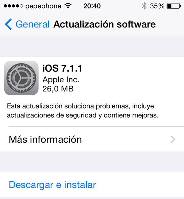Disponible-iOS-7.1.1-iPhone-iPad