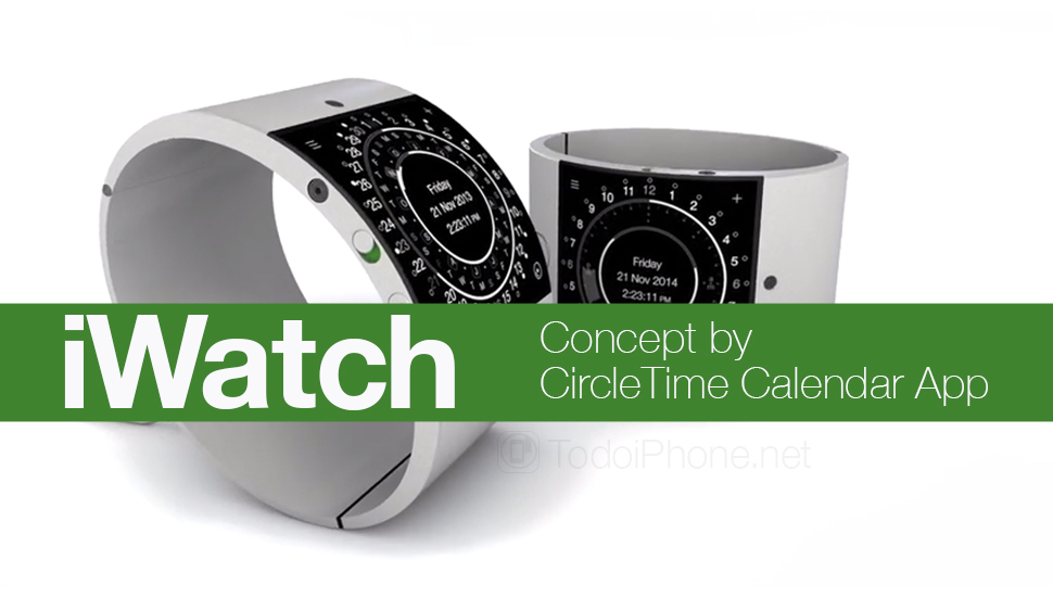 iWatch-Concepto-CircleTime-Calendar-App