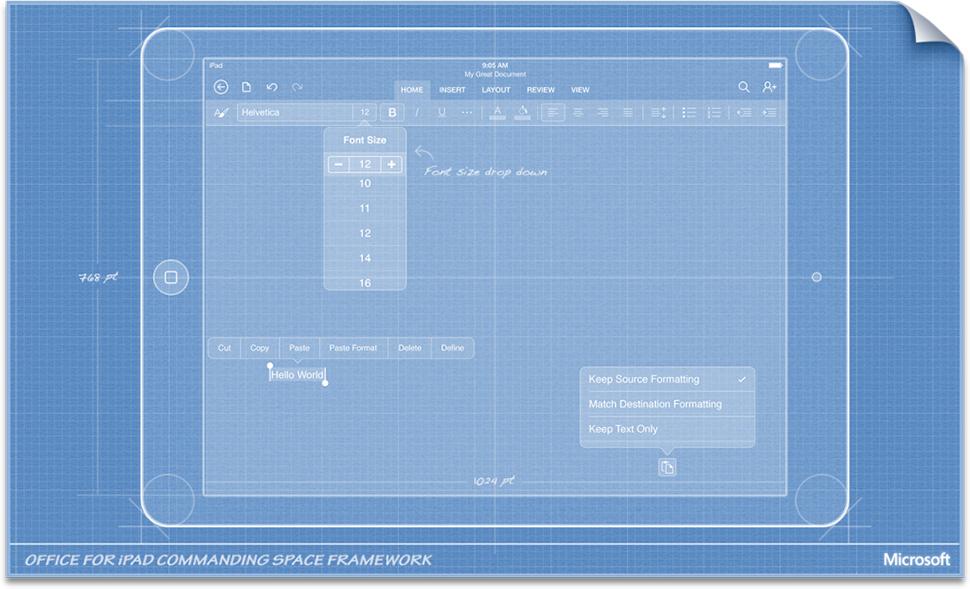 Diseño-Office-iPad