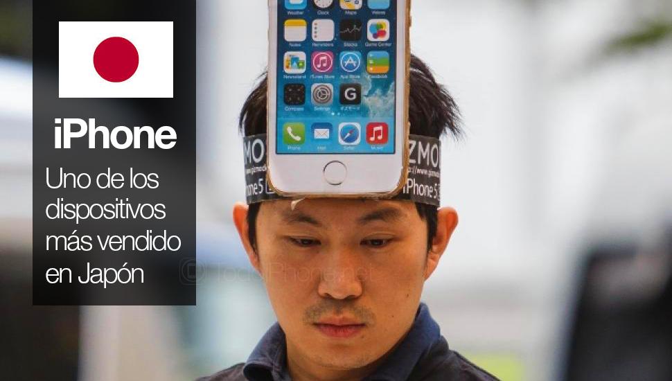 iPhone-Dispositivo-Mas-Vendido-Japon