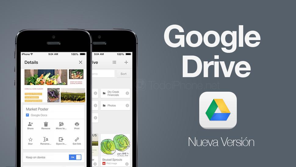 Google-Drive-Nueva-Version