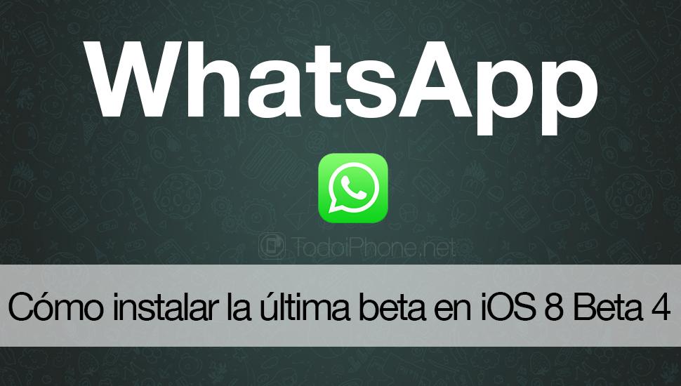 Instalar-WhatsApp-Beta-iOS-8-Beta-4