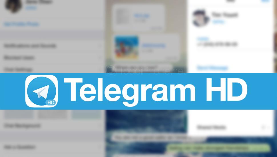 Telegram-HD