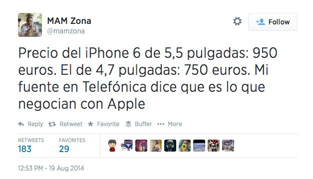 iphone-6-posible-precio-rumor