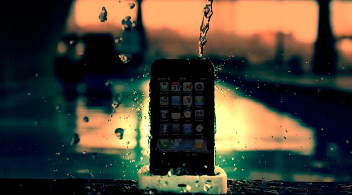 iphone-agua