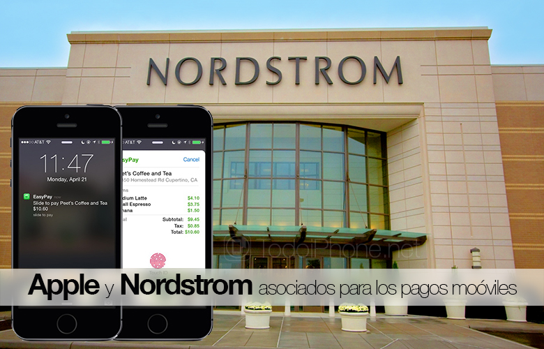 Apple-Nordstrom-Pagos-iPhone