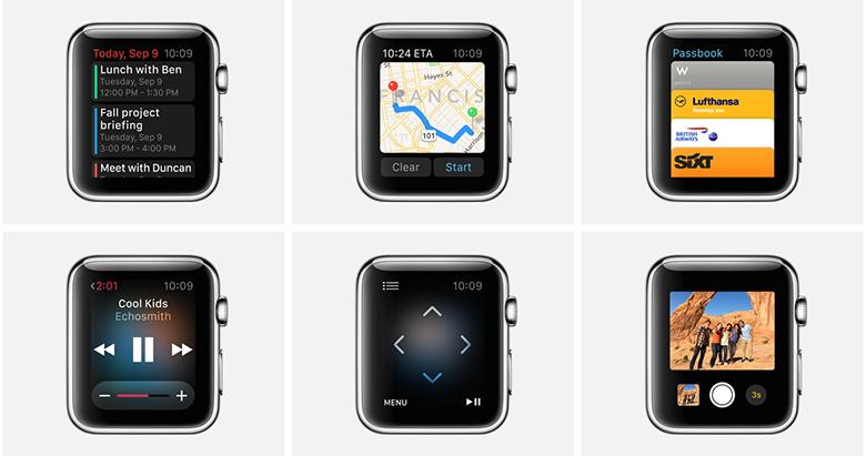 Apple-Watch-Apps-Calendario-Mapas-Musica-Passbook